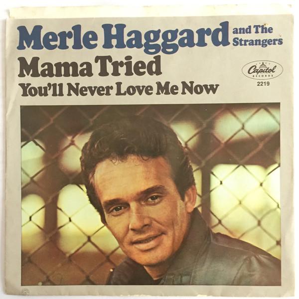 Merle Haggard – MamaTried