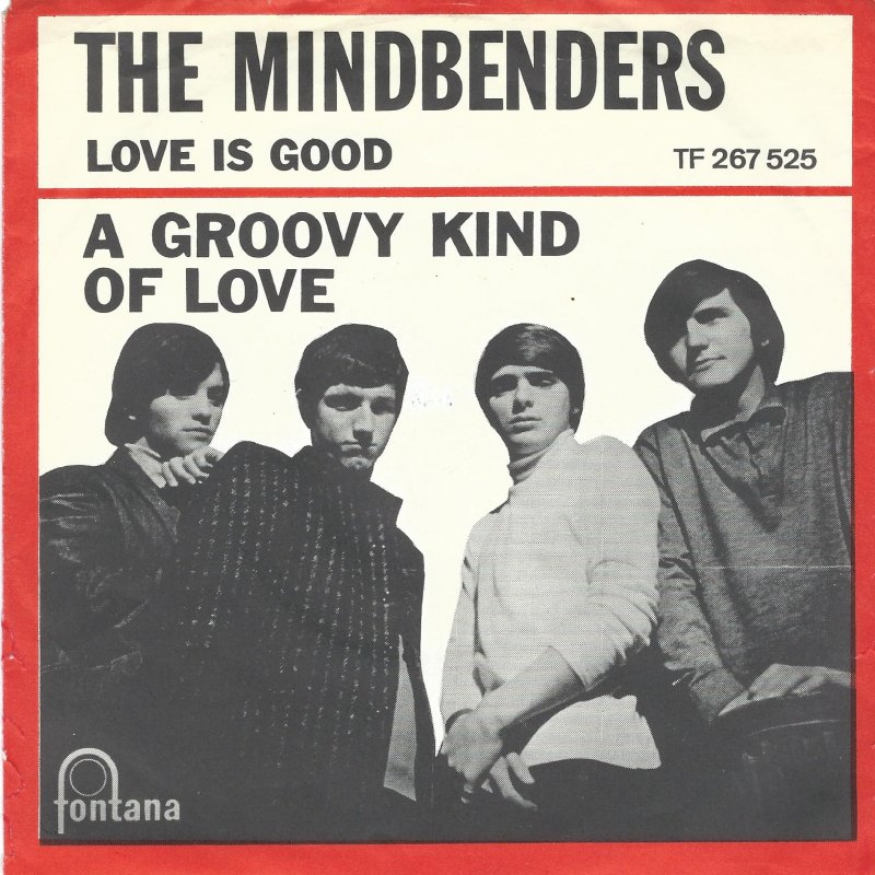 The Mindbenders – A Groovy Kind of Love