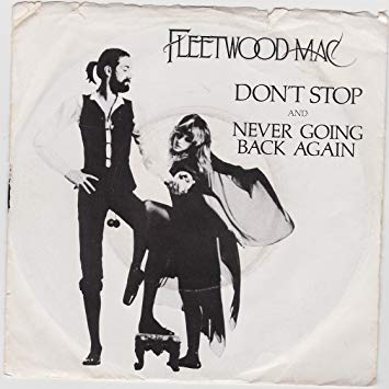 Fleetwood Mac – Never Going BackAgain