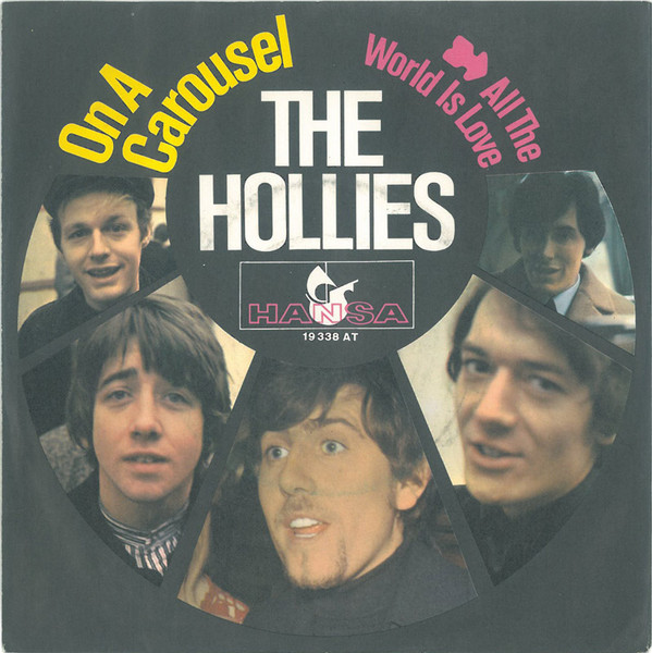 The Hollies – On a Carousel
