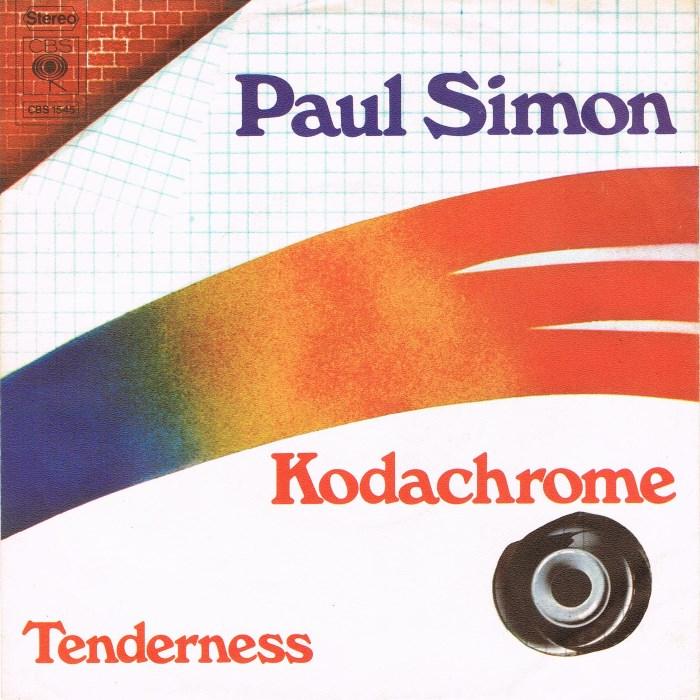 Paul Simon –Kodachrome