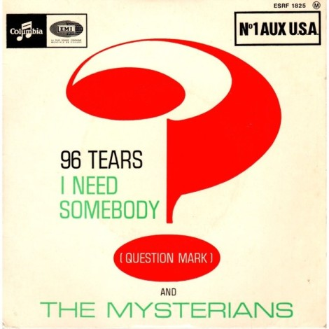 & the Mysterians – 96 Tears – PowerPop… An Eclectic Collection of ...
