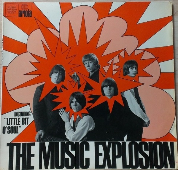 The Music Explosion – A Little Bit Of Soul