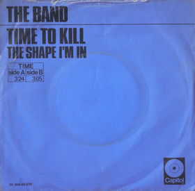 The Band – The Shape I'm In
