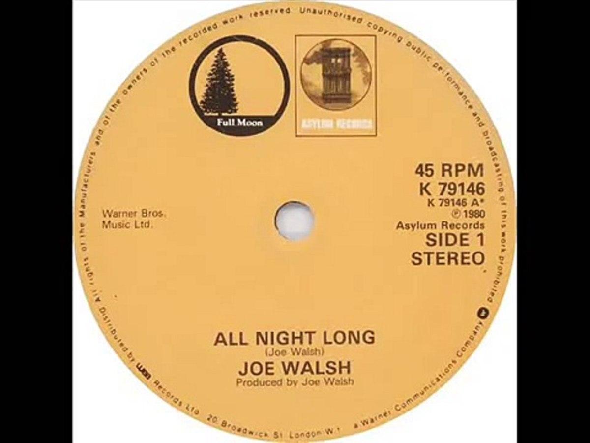 Joe Walsh – All NightLong