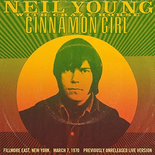 Neil Young – CinnamonGirl