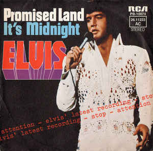 Elvis Presley – Promised Land