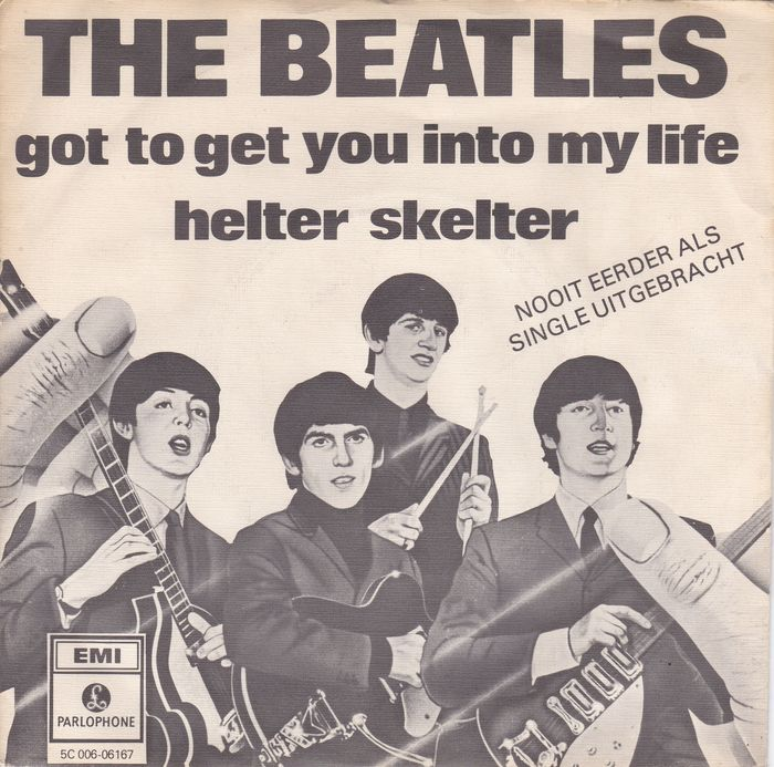 Beatles – Got To Get You Into My Life