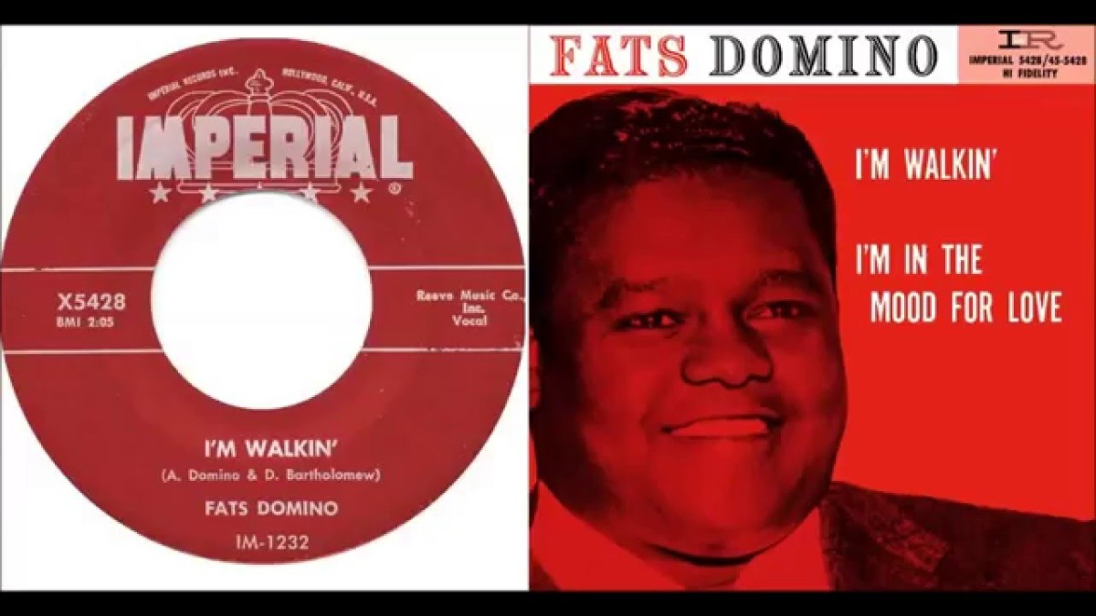 Fats – Domino – I'm Walking