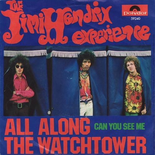 Jimi Hendrix – All Along theWatchtower