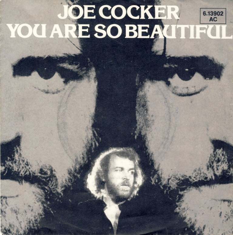 Joe Cocker – You Are So Beautiful