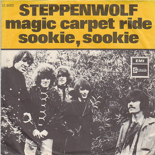 Steppenwolf – Magic Carpet Ride