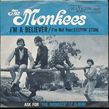 Monkees – (I'm Not Your) Steppin' Stone