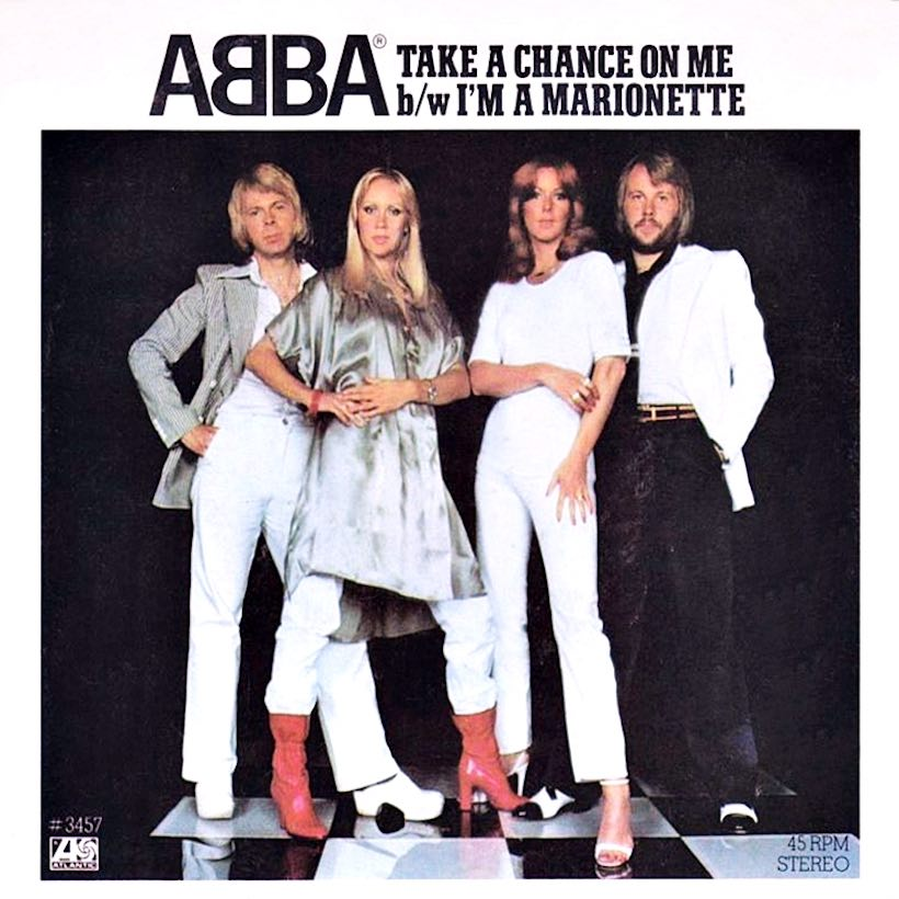 ABBA – Take A Chance On Me