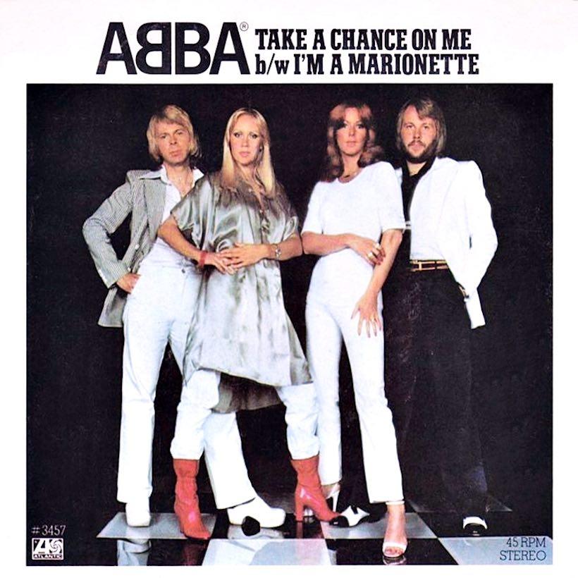 ABBA – Take A Chance OnMe