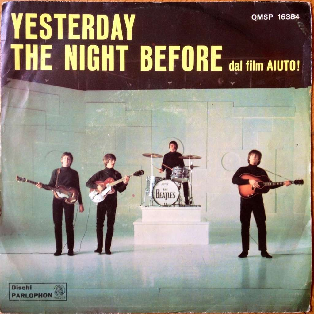 Beatles – The Night Before