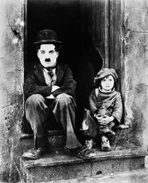 Charlie Chaplin – The Kid