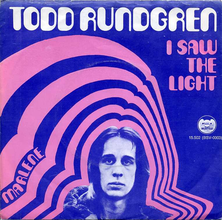 Todd Rundgren – I Saw TheLight