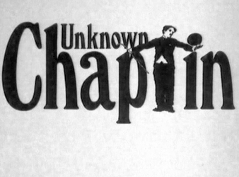 The Unknown Chaplin