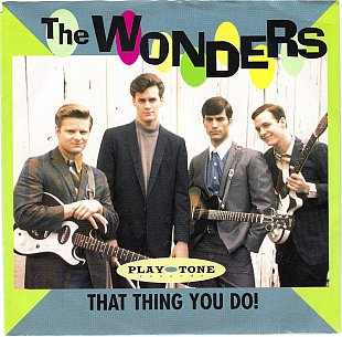 The Wonders – That Thing YouDo