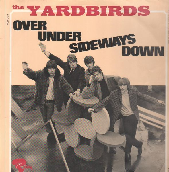 The Yardbirds – Over, Under, Sideways, Down