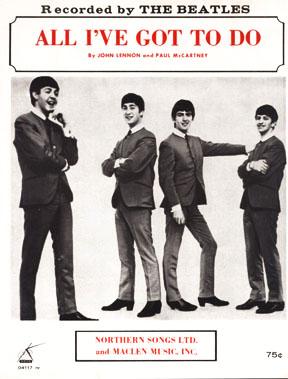 Beatles – All I've Got ToDo