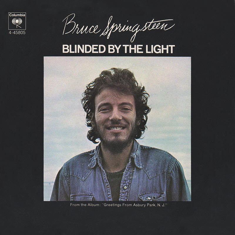 Bruce Springsteen – Blinded By TheLight