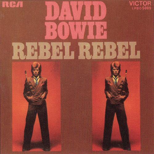 David Bowie – RebelRebel