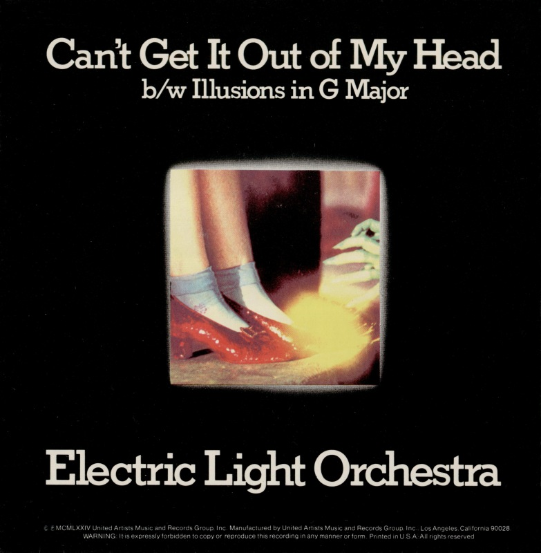 ELO – Can't Get It Out Of My Head