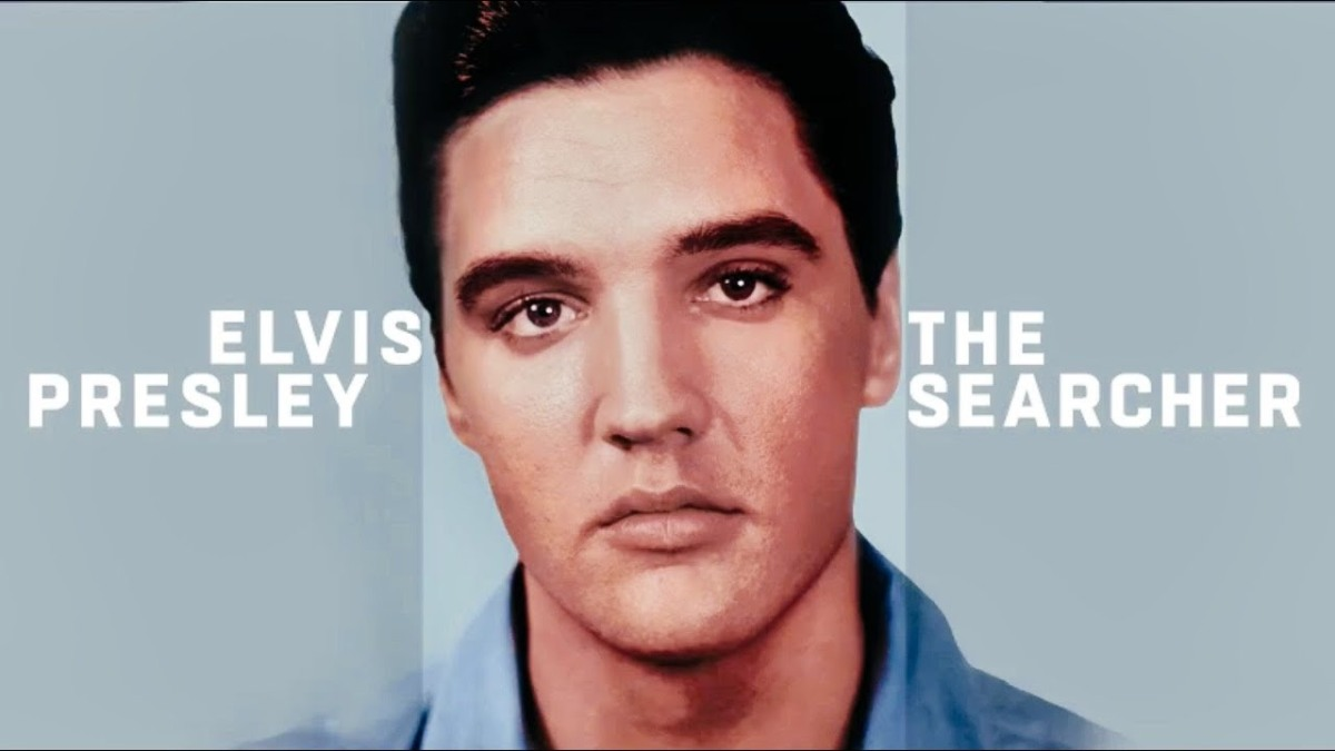 The Searcher… Elvis Presley
