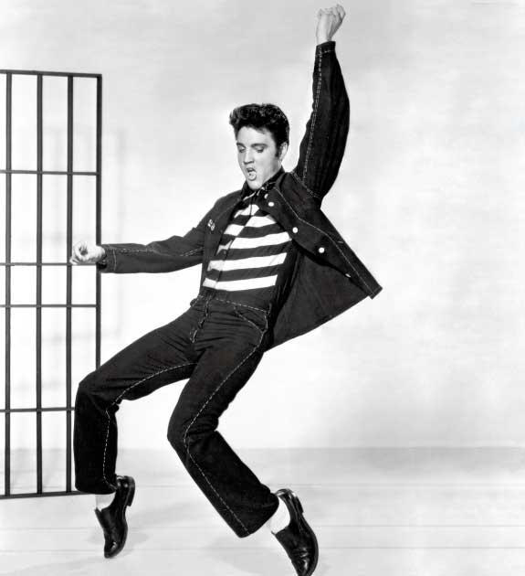 Elvis Presley – JailhouseRock