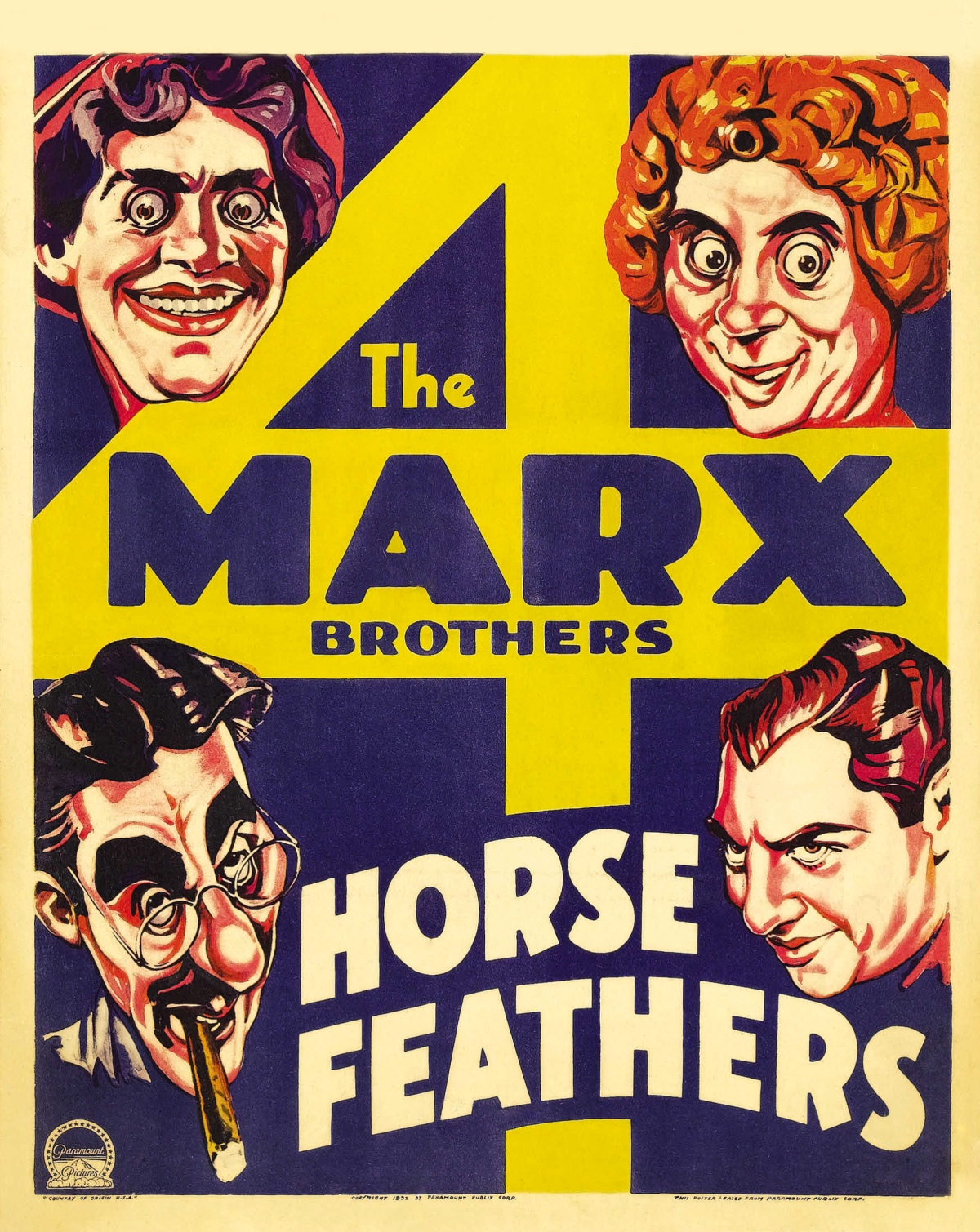The Marx Brothers – Horse Feathers