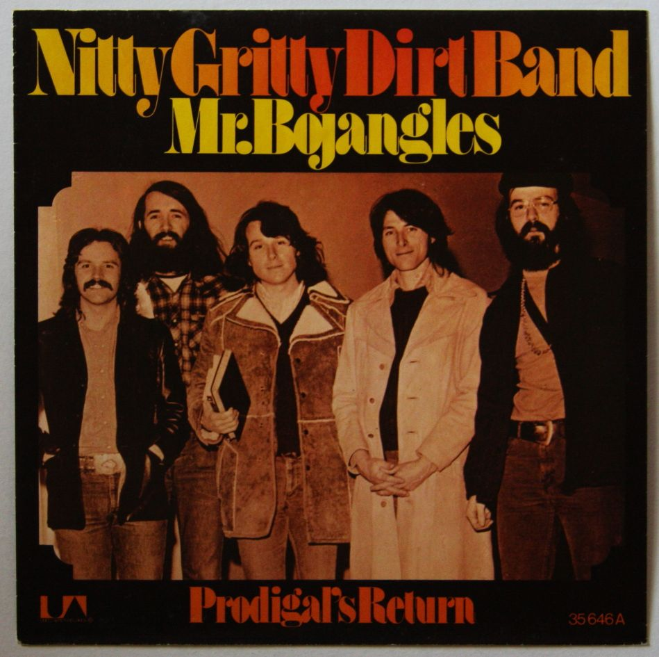 Nitty Gritty Dirt Band – Mr. Bojangles