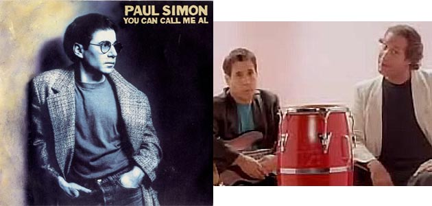 Paul Simon – You Can Call Me Al