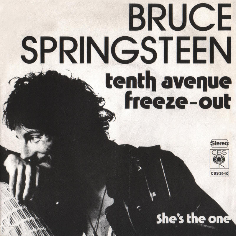 Bruce Springsteen – Tenth Avenue FreezeOut