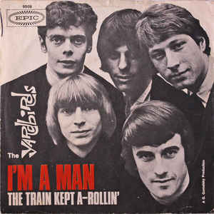 Yardbirds – Train Kept A-Rollin'