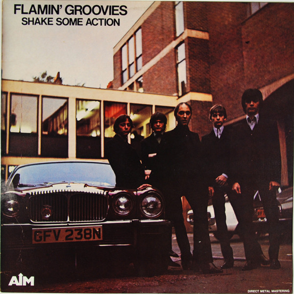 The Flamin' Groovies – Shake SomeAction