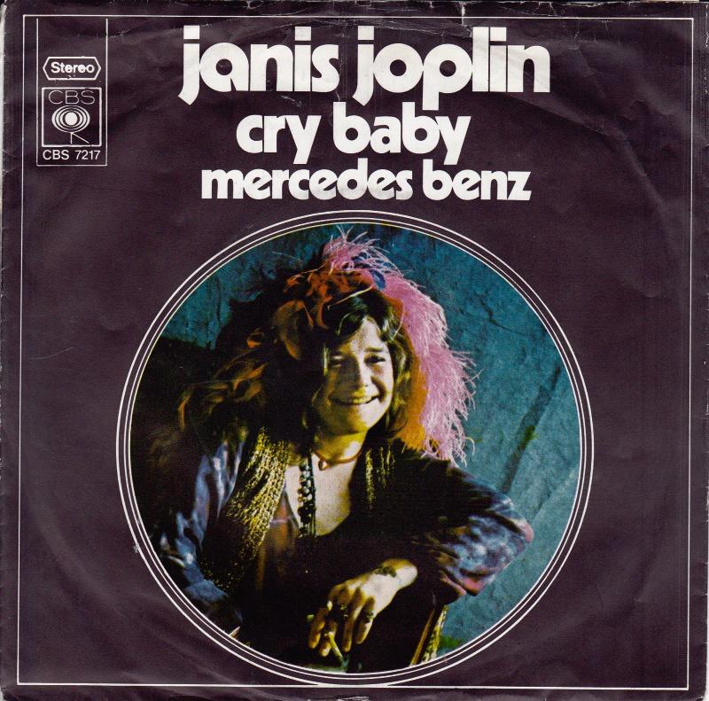 Janis Joplin – MercedesBenz