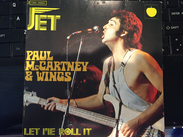 Paul McCartney – Let Me RollIt