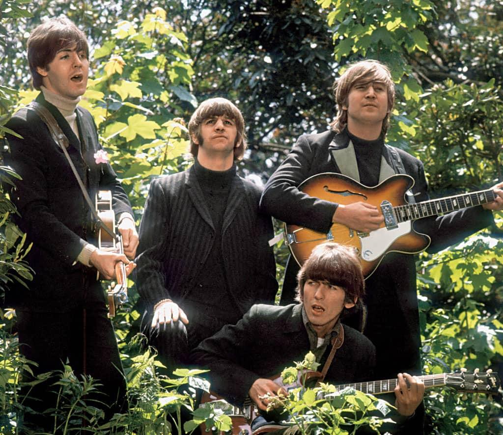 Beatles – Rain