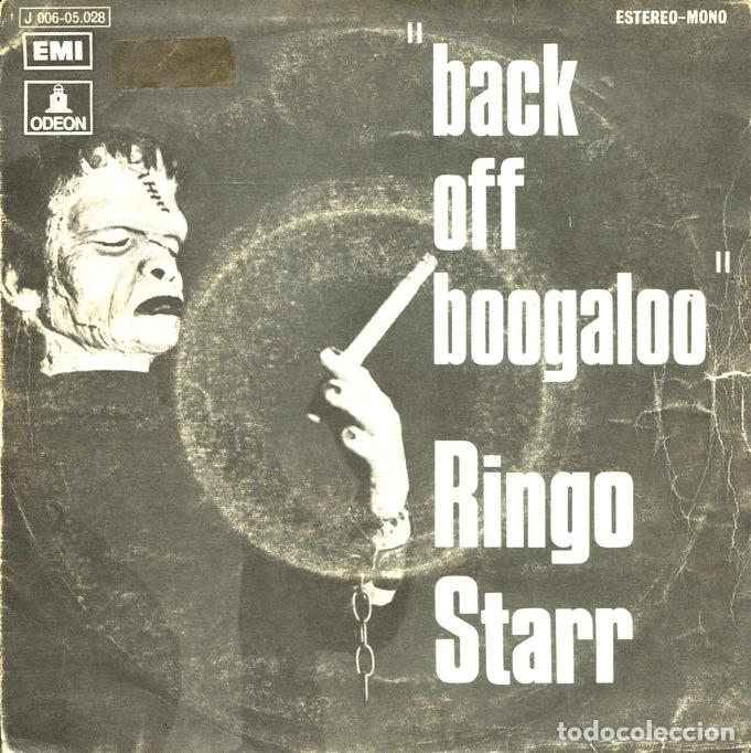 Ringo Starr – Back Off Boogaloo