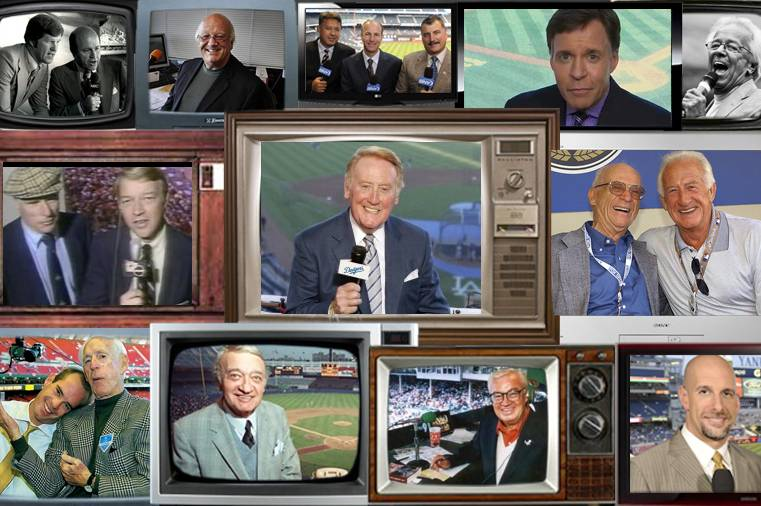 My 5 Favorite Baseball Announcers of All Time