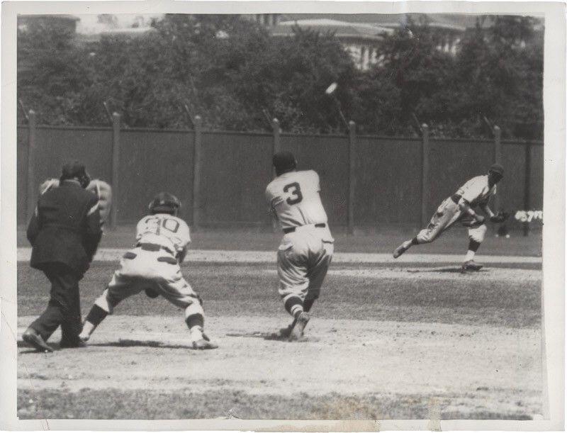 May 25, 1935: Ruth hits the last 3 home runs of hiscareer