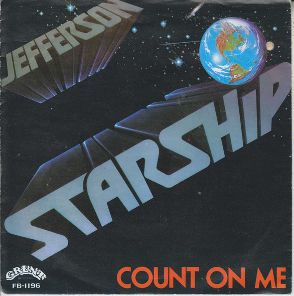 Jefferson Starship – Count OnMe