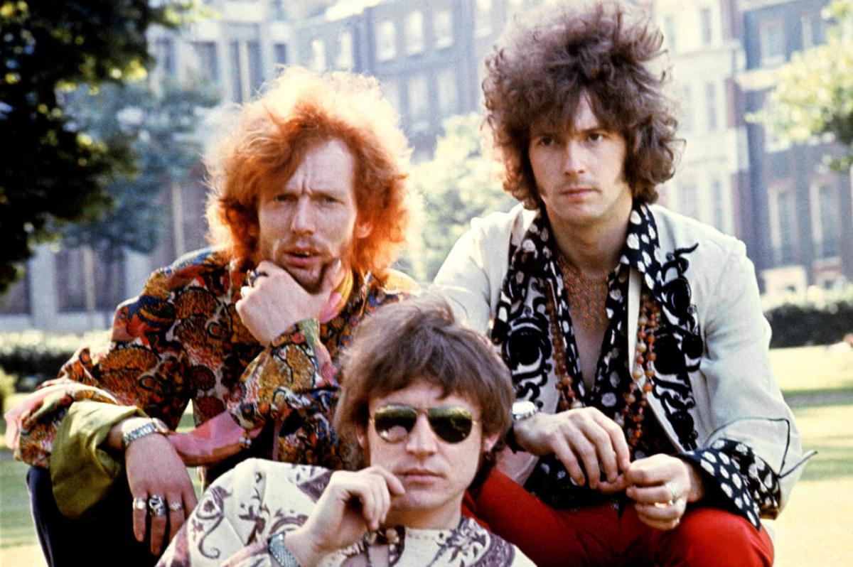 Cream – I'm So Glad