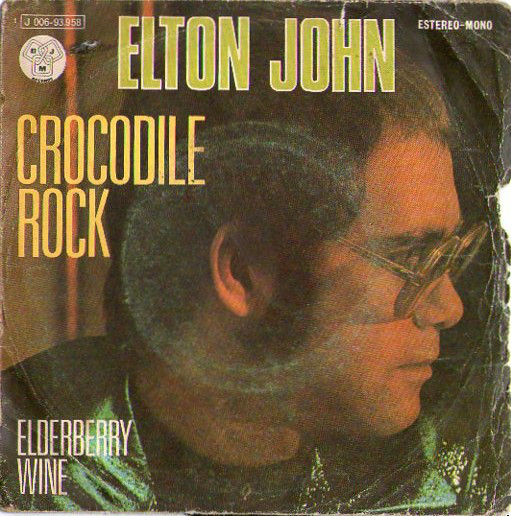 Elton John – Crocodile Rock