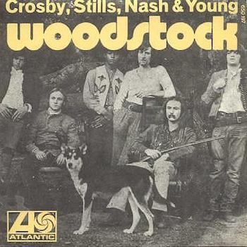 CSN&Y – Woodstock