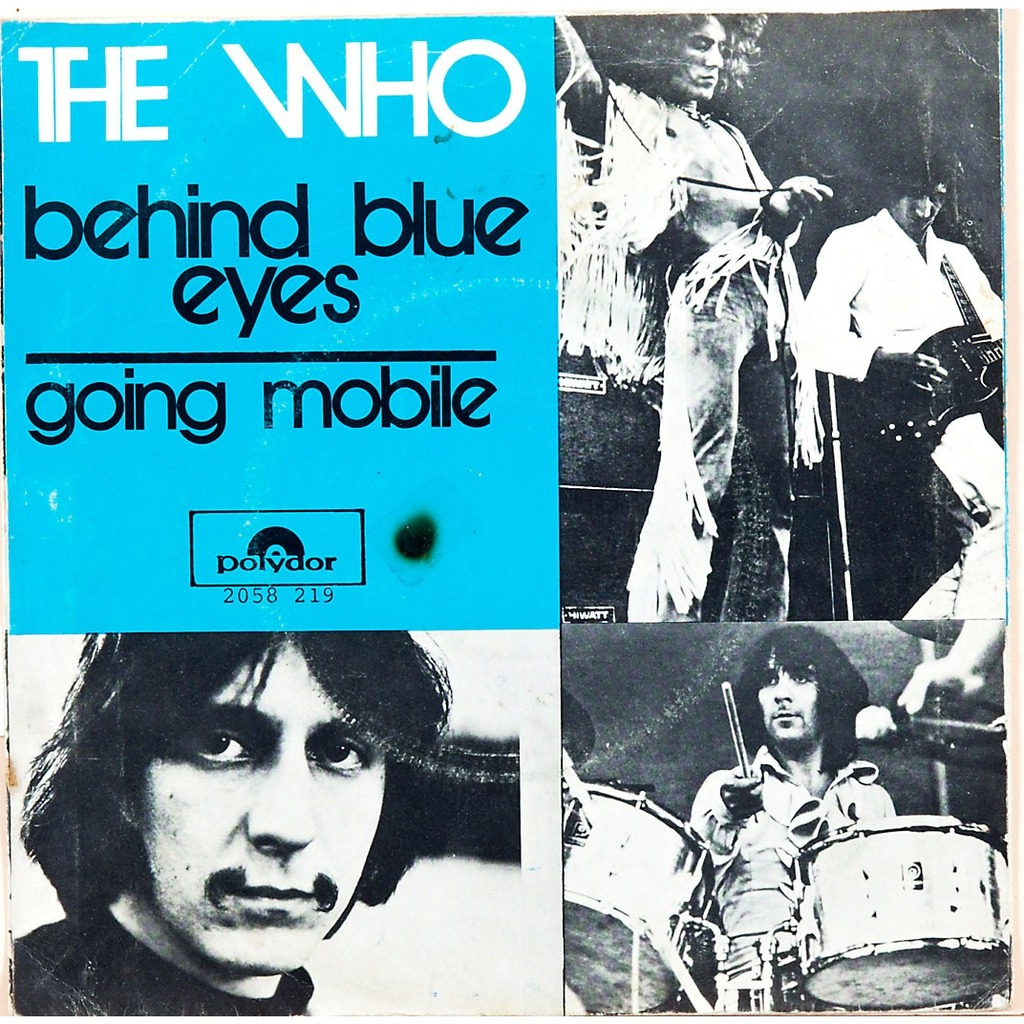 The Who – Going Mobile