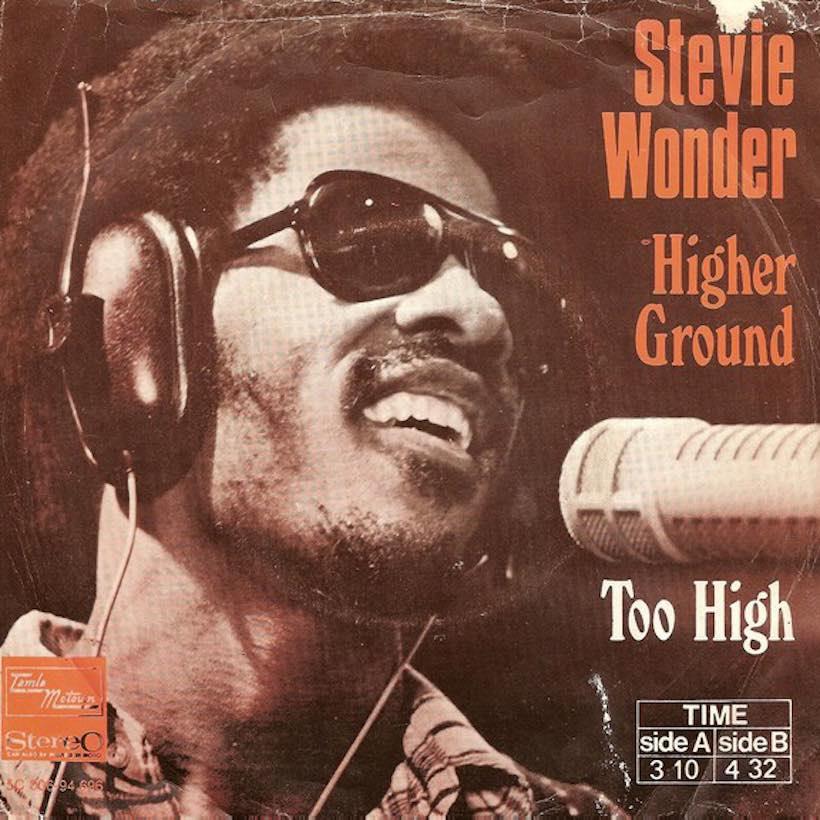 Stevie Wonder – HigherGround