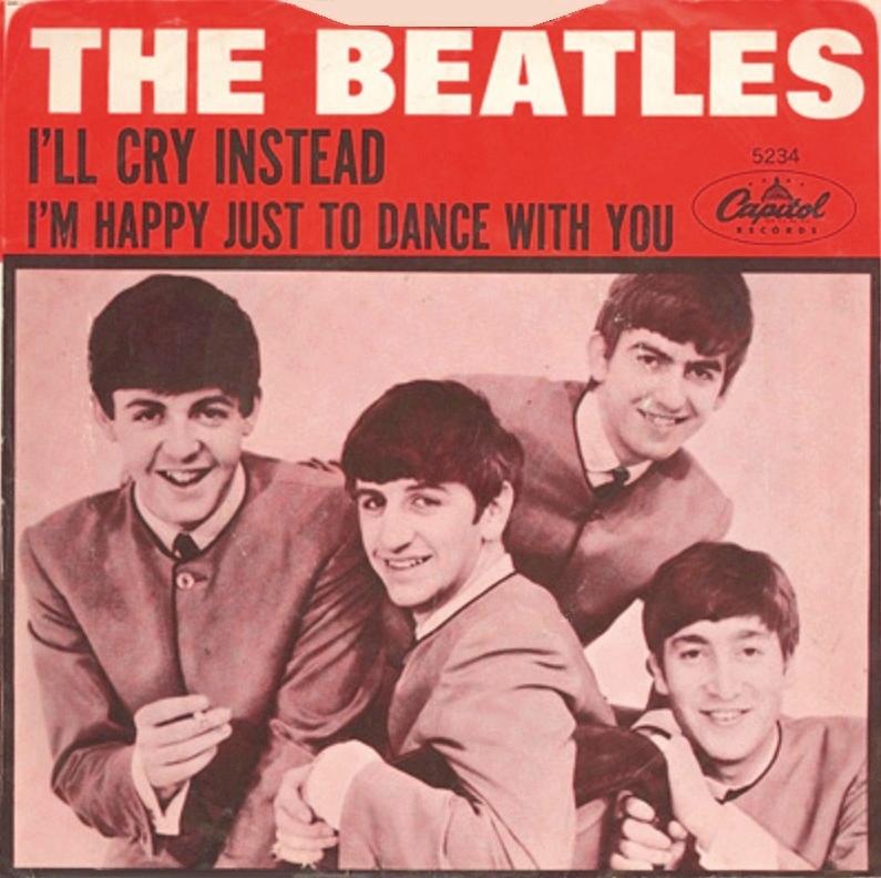 Beatles – I'll CryInstead